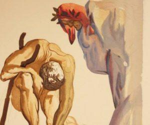 A Divina Comédia- Galería Nacional de Bellas Artes