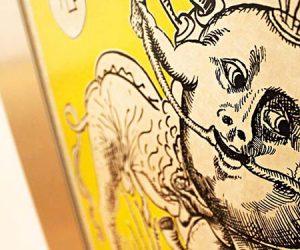 """""""Los Sueños Caprichosos de Pantagruel"""" de Salvador Dalí se podrán visitar en La Serena (Chile)"""