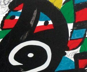 """""""A Melodia Ácida"""", de Miró, e """"A Vida é Sonho"""", de Dalí, serão exibidos até o fim de agosto na Cidade da Guatemala, Guatemala."""