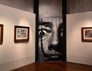 """""""Los sueños caprichosos de Pantagruel"""", de Dalí, se podrán visitar en la Corte de Apelaciones de Valdivia (Chile)"""