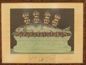 """""""Las Cenas de Gala"""" se exhiben en la Corte de Apelaciones de Talca (Chile)"""