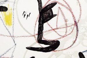 Miró: pintor, poeta – Mosteiro de Santa Catalina de SienaSiena