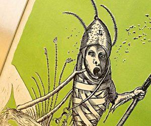 """""""Os sonhos caprichosos de Pantagruel"""" e """"Jantares de gala"""" de Dalí são exibidos em Copiapó (Chile)."""